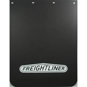 Freightliner Mud Flap Black 1 Flap, 30923-1