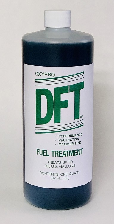 OxyPro DFT Fuel Treatment, Quart Maxilube's DFT32