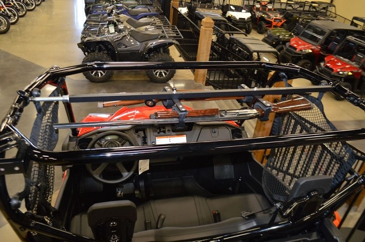 Quick-Draw™ Overhead Gun Rack for Honda Pioneer 1000, QD862-OGR